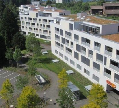 Wohnüberbauung Carmel 2, Menzingen