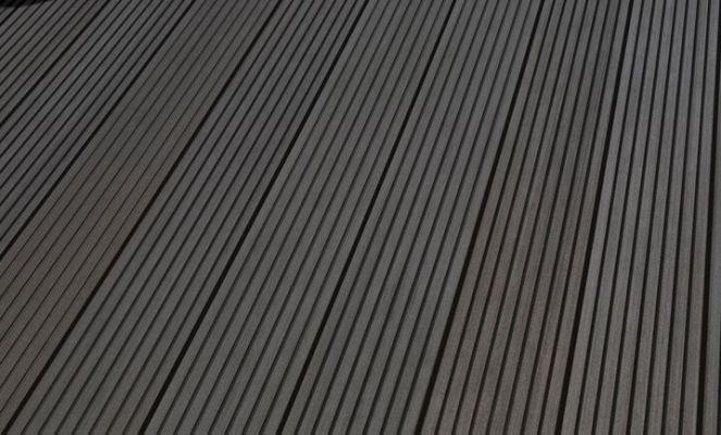 Parkett Dunkelgrau : Wpc prime dunkelgrau deluxe parkett