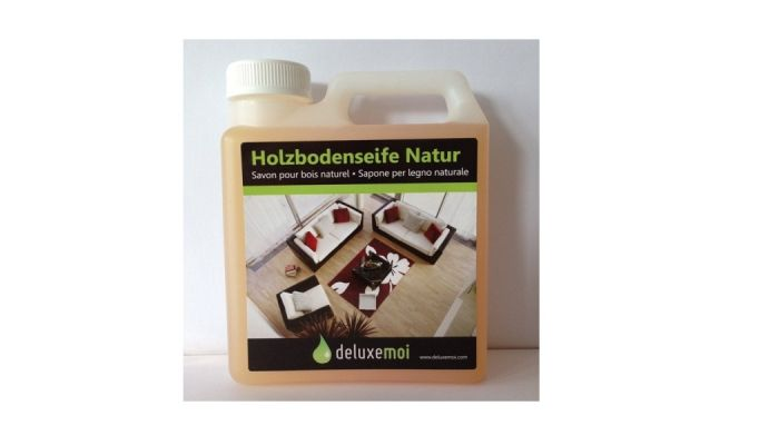 Deluxe Moi Holzbodenseife Natur